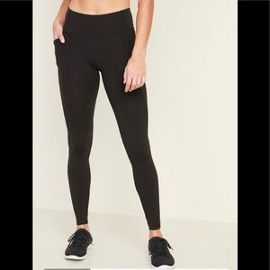 Old Navy Active Elevate compression leggings